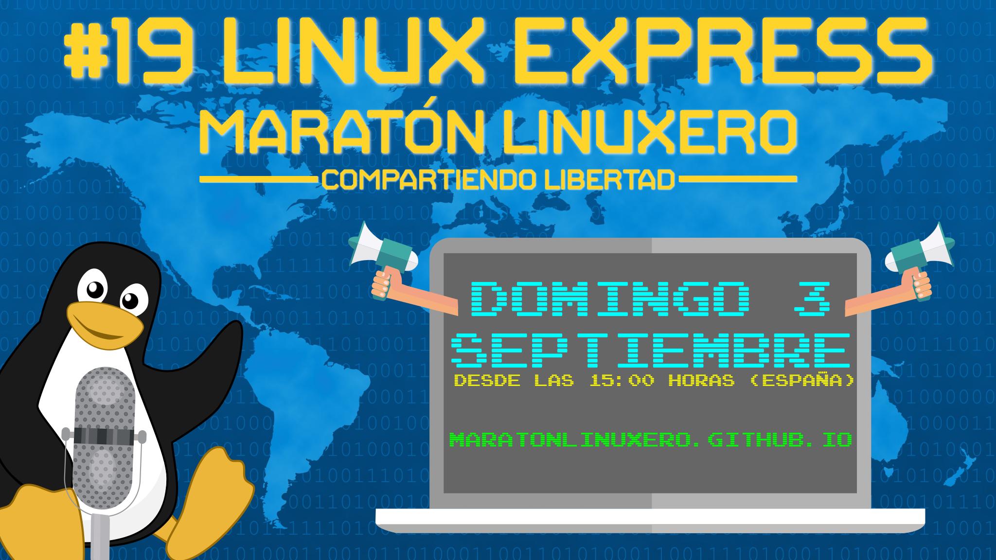 #19 Linux Express