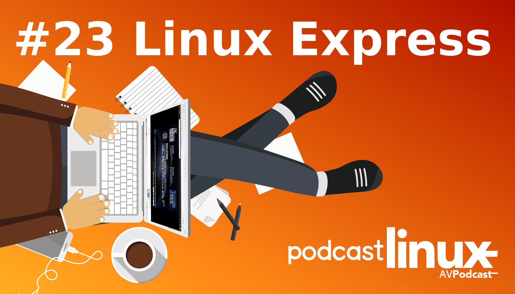 #23 Linux Express