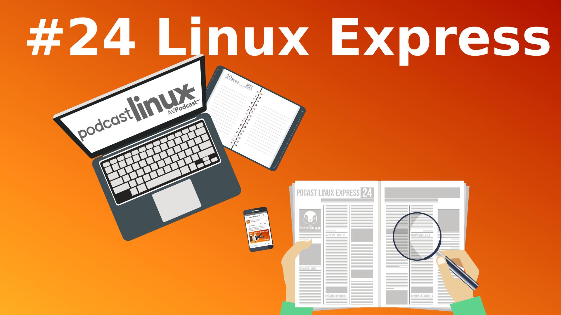 #24 Linux Express
