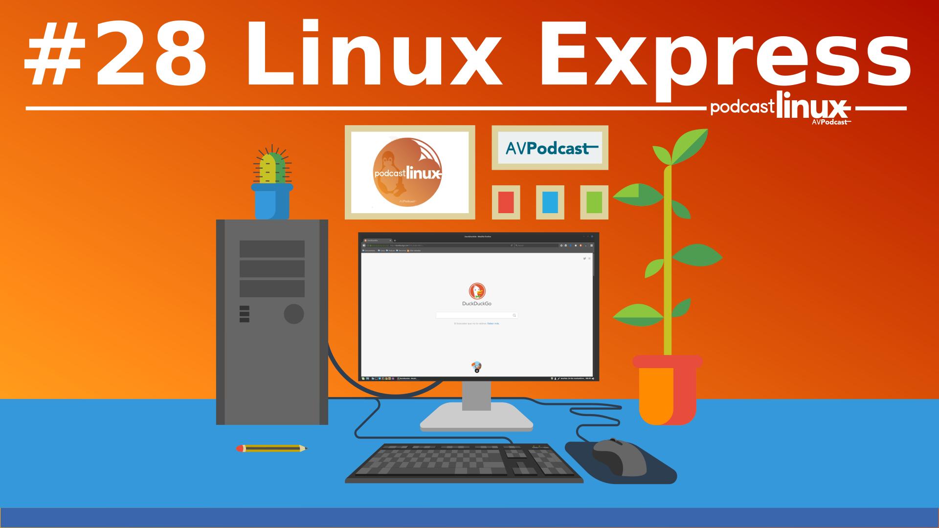 #28 Linux Express