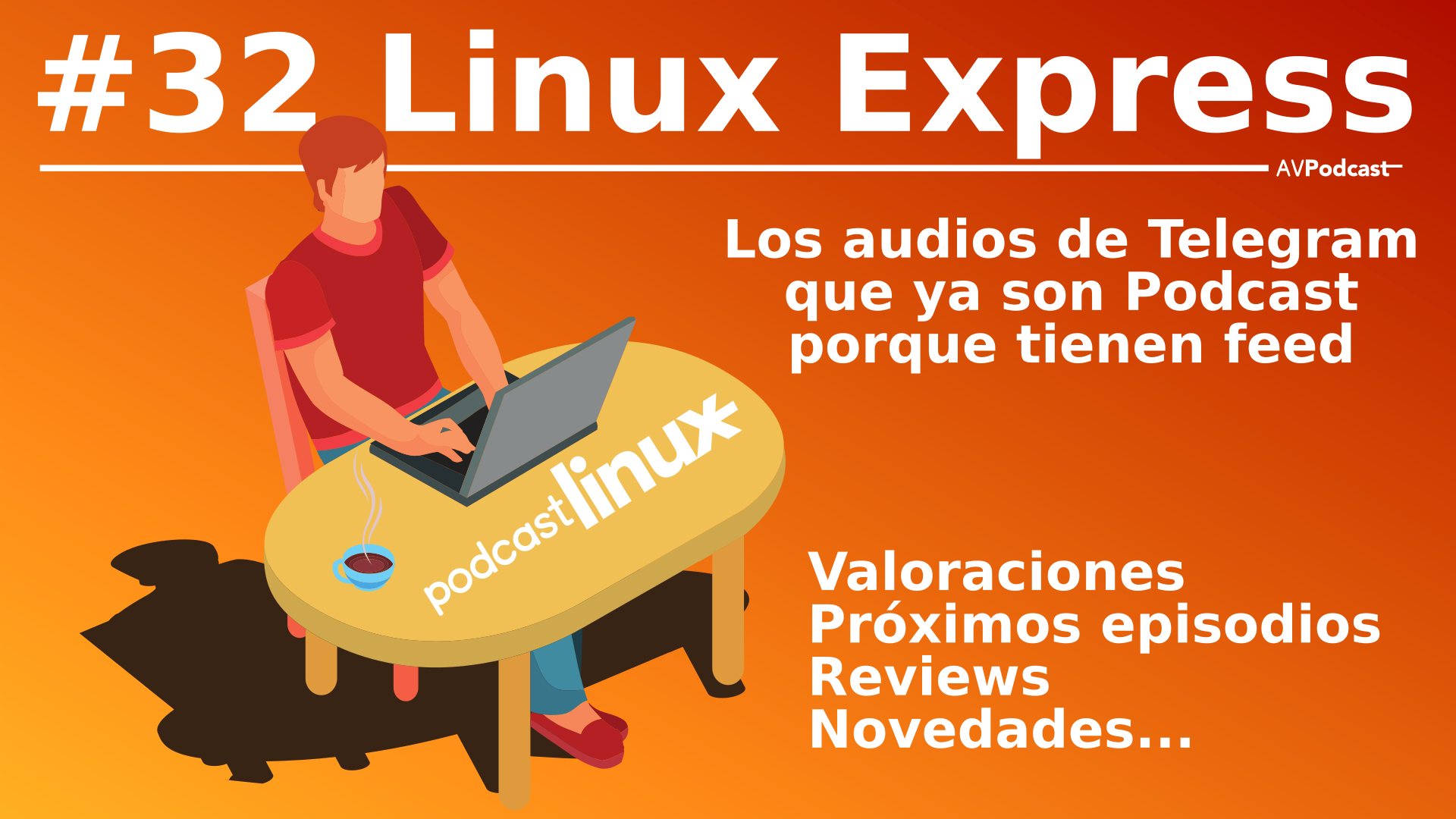 #32 Linux Express