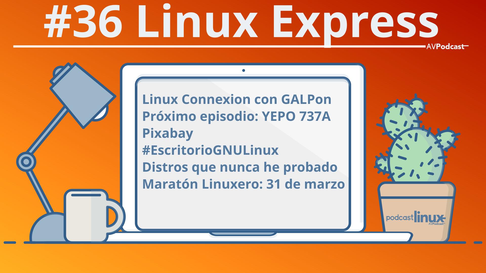 #36 Linux Express