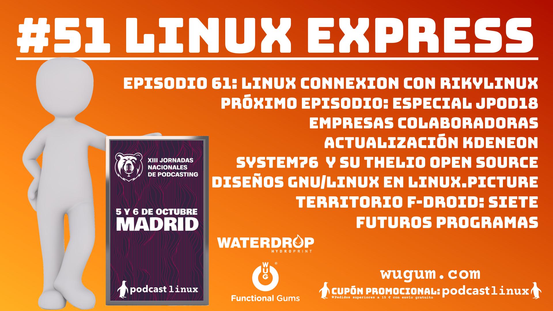 #51 Linux Express