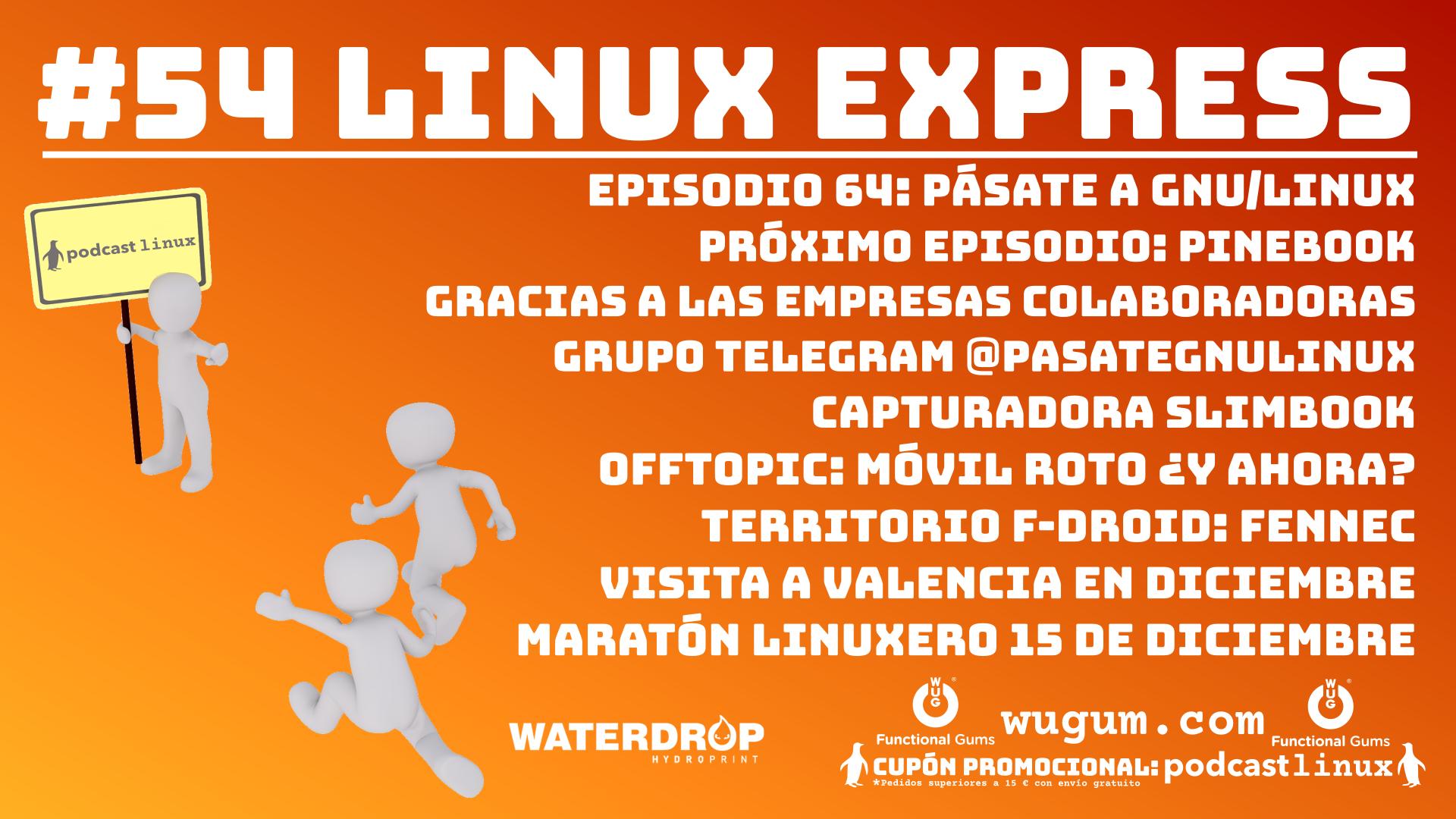 #54 Linux Express