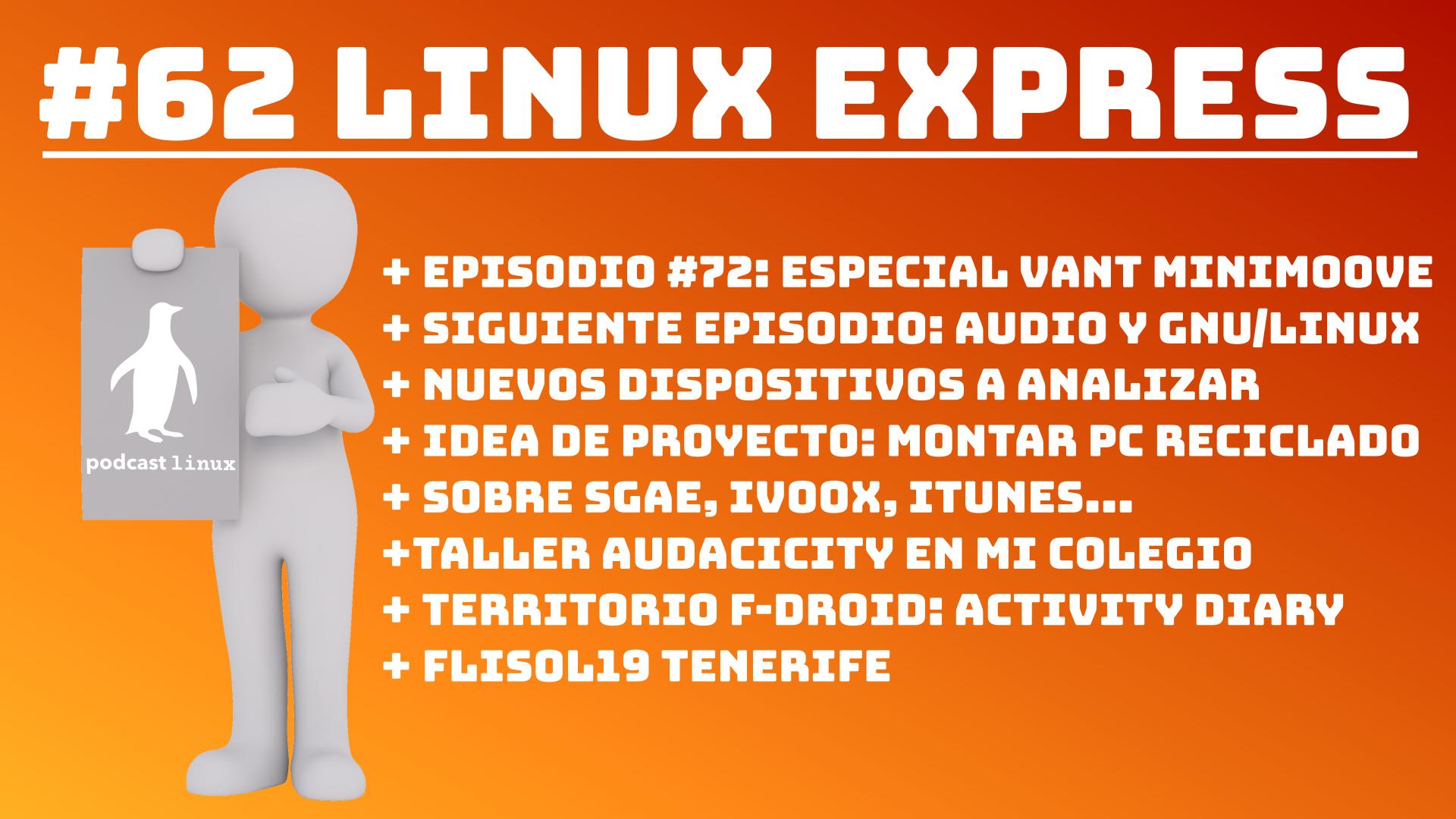#62 Linux Express