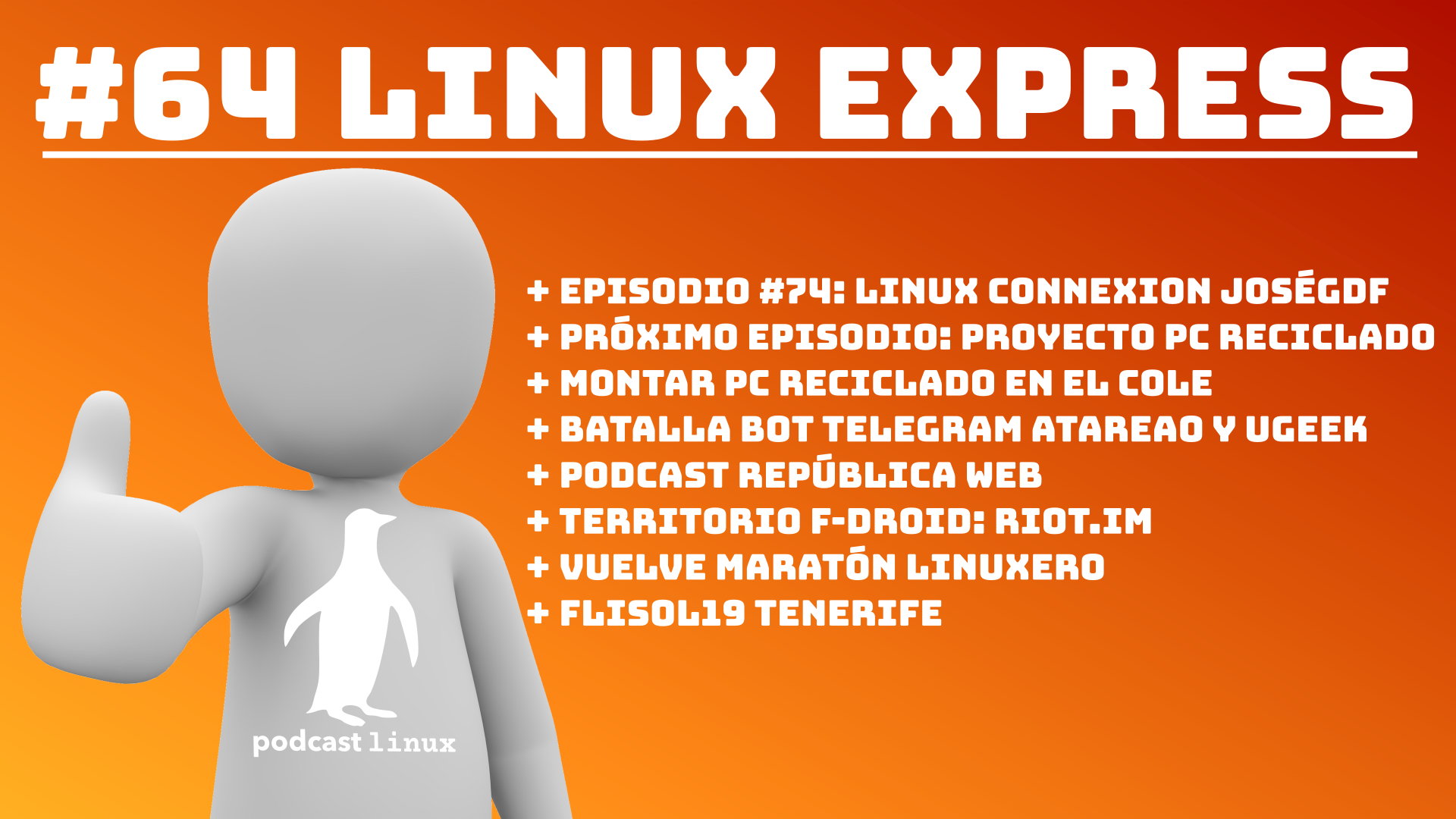 #64 Linux Express