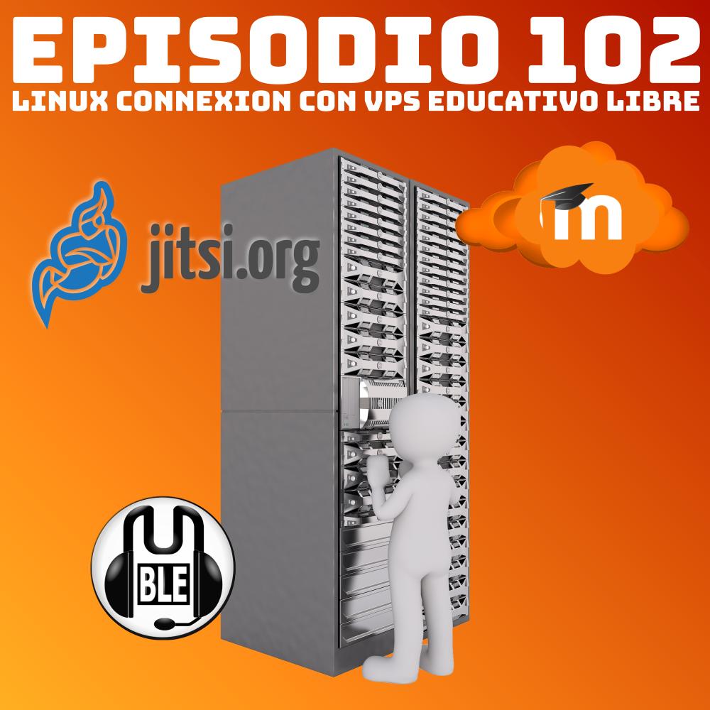 #102 Linux Connexion con VPS Educativo Libre