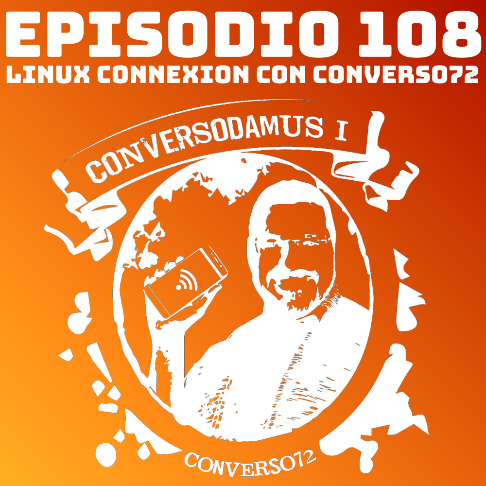 #108 Linux Connexion con Converso72