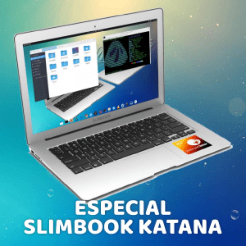 #14 Especial Slimbook Katana