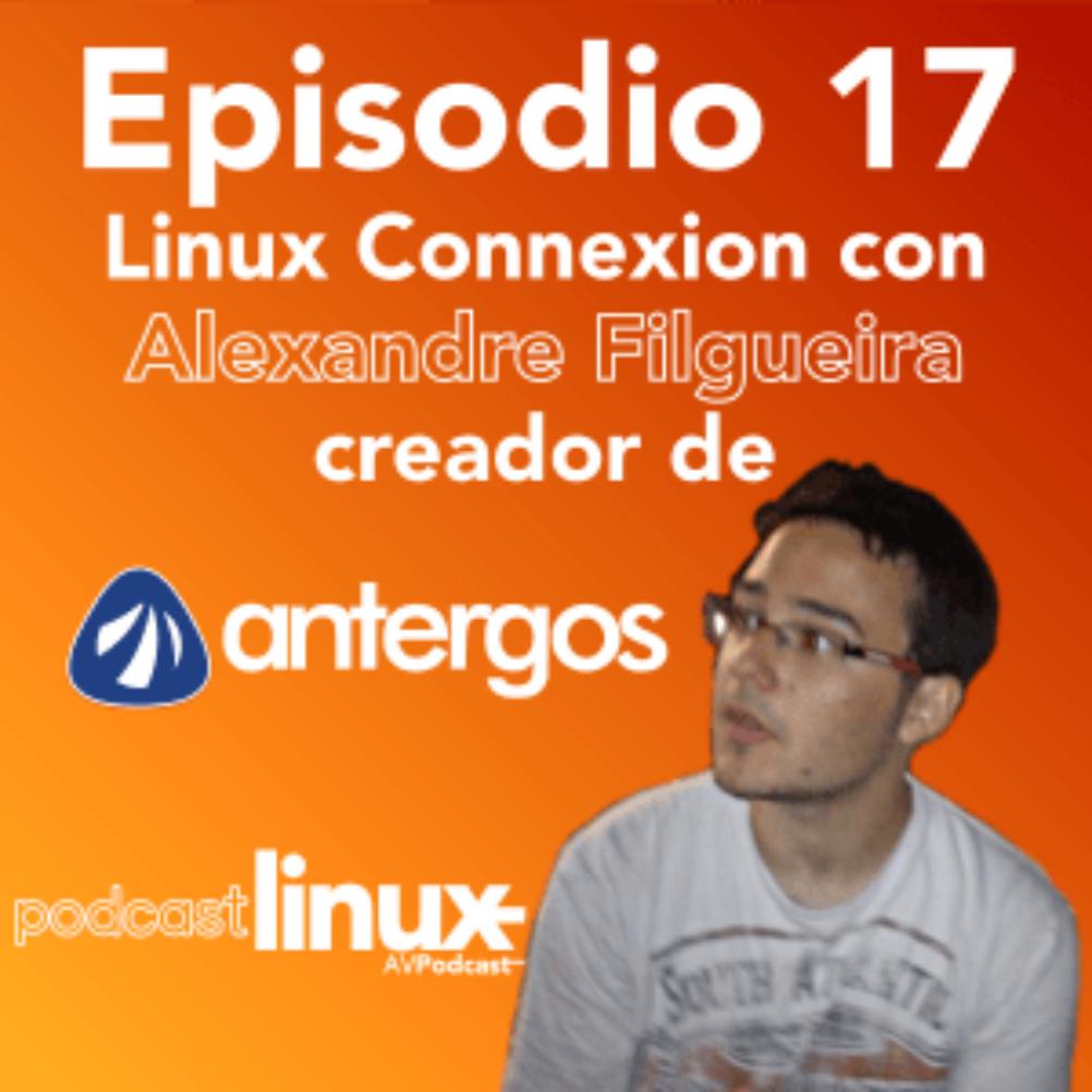 #17 Linux Connexion con Alexandre Filgueira