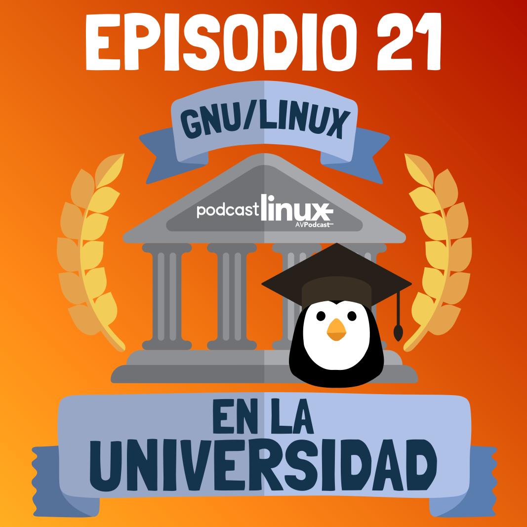#21 GNU/Linux en la Universidad