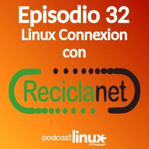 #32 Linux Connexion con Reciclanet