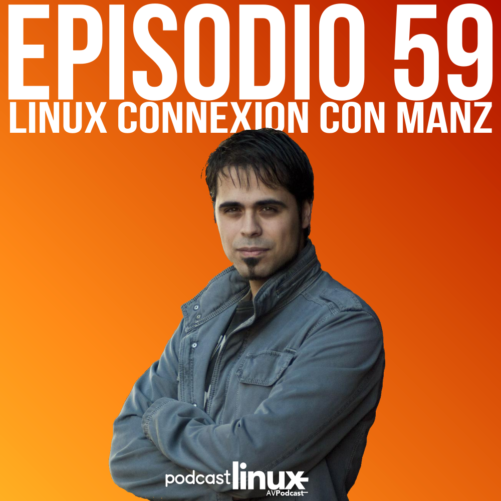 #59 Linux Connexion con Manz